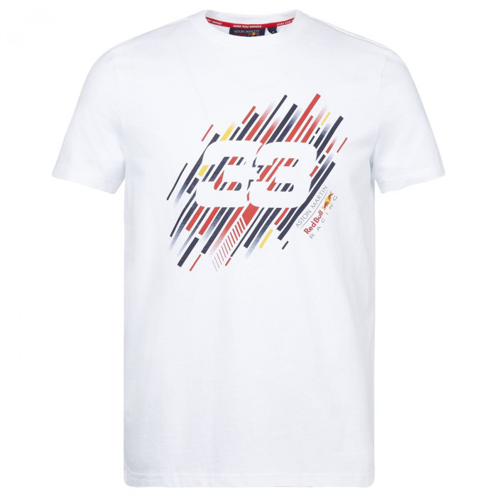 Red Bull Racing Max Verstappen Number Tee
