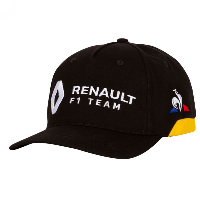 Renault F1 Team Cap Black